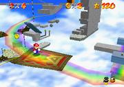 Rainbow Ride Star 1