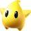 Super Mario Galaxy promotional artwork: A Yellow Luma