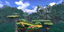 Jungle Hijinxs in Super Smash Bros. for Wii U