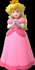 Artwork of Princess Peach from Super Mario Party