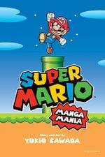 Super Mario Manga Mania cover