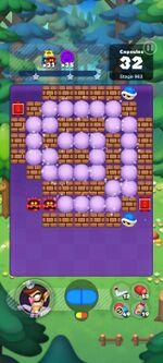 Stage 963 from Dr. Mario World