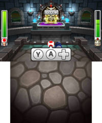 Dry Bowser's Brain Bonk from Mario Party: Island Tour