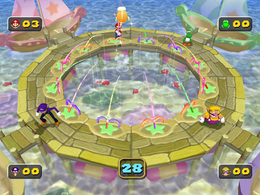 Fish Sticks from Mario Party 5