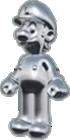 Luigi's Silver Suit icon in Mario Kart Live: Home Circuit