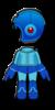 Mega Man Mii racing suit from Mario Kart 8