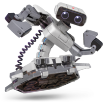 R.O.B. from Super Smash Bros. Ultimate