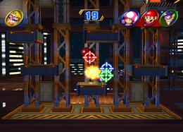 Gun the Runner from Mario Party 8