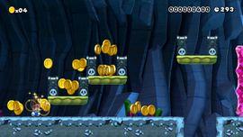 Coinucopia level in Super Mario Maker