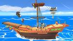 Pirate Ship in Super Smash Bros. for Wii U.