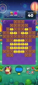 Stage 668 from Dr. Mario World