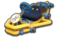 Thumbnail of Larry's Pipe Frame (with 8 icon), in Mario Kart 8.