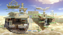 Palutena's Temple stage in Super Smash Bros. Ultimate