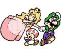 SMBPW Mario and Daisy.png