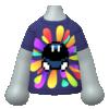 "The ""Fireworks Shirt"" Mii top"