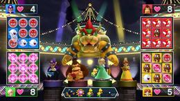 Bowser's Bogus Bingo, from Mario Party 10.