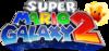 Super Mario Galaxy 2 EN logo without background