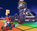 The icon of the Larry Cup challenge from the Super Mario Kart Tour in Mario Kart Tour.