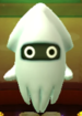 Mega Blooper as viewed in the Character Museum from Mario Party: Star Rush