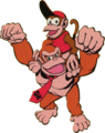Rumble Jungle Artwork - Donkey Diddy.png