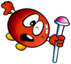 Bubbles's Spirit sprite from Super Smash Bros. Ultimate