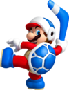 Mario's Boomerang form from Super Mario 3D Land.