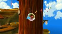 Mario in a Bubble