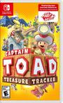 Captain Toad: Treasure Tracker Nintendo Switch boxart