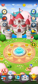 World 14 from Dr. Mario World