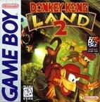 Donkey Kong Land 2 boxart