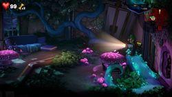 The Mushroom Suite in the Garden Suites