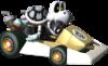 Dry Bones artwork from Mario Kart DS