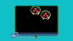 Microgame Metroid of the category Big Name Games, made by Yoshio Sakamoto