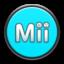 Mii icon, from Mario Kart 8.
