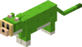 Minecraft Mario Mash-Up Siamese Cat Render.png