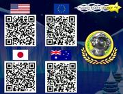 Metal Mario QR Code