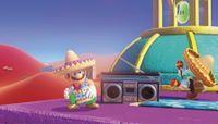 A Boombox in Super Mario Odyssey