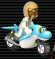 Dolphin Dasher from Mario Kart Wii