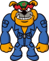 Dribble Solo Art - Game & Wario.png