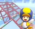 SNES Vanilla Lake 1T from Mario Kart Tour