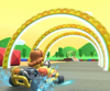 The icon of the Lakitu Cup challenge from the Super Mario Kart Tour in Mario Kart Tour.