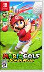 Mario Golf: Super Rush cover (Rating Pending)