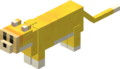 Minecraft Mario Mash-Up Ocelot Render.png
