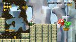 Luigi sighting in Rising Piranhas from New Super Luigi U