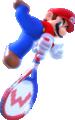 Mario (alt 2) - Mario Tennis Ultra Smash.png
