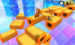 Super Mario 3D Land Screenshot - Super Leaf