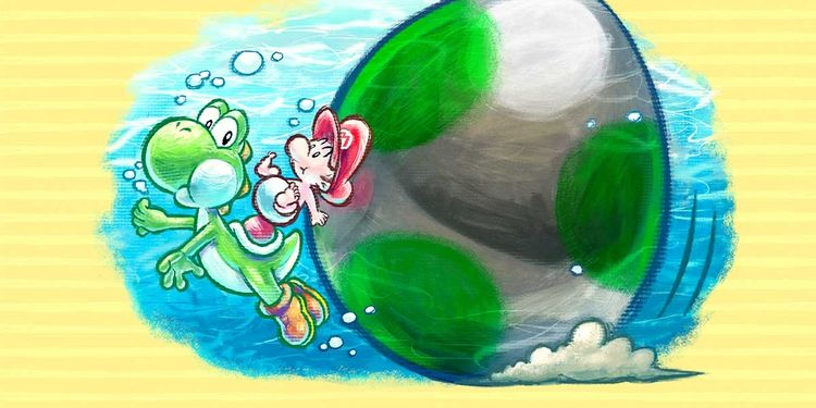 Picture shown with the fifth question in Trivia: Are you an expert Yoshi-ologist?