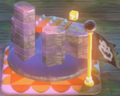The map icon of Spiky Spike Bridge
