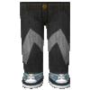 "The ""Denim Jeans"" Mii bottom"