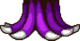 Elder Princess Shroob's Legs